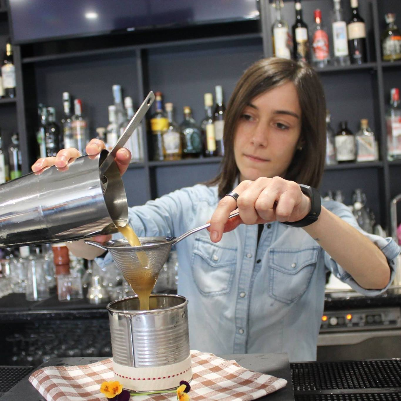 Corsi Barmaid