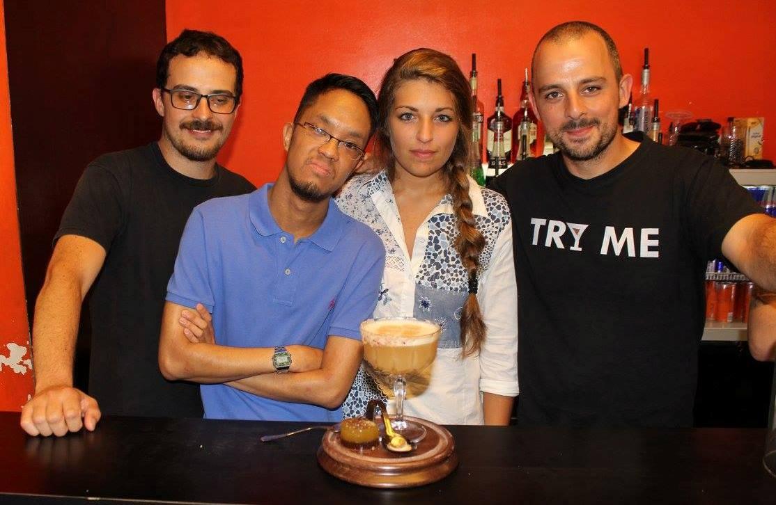 Corso Barman Mixology