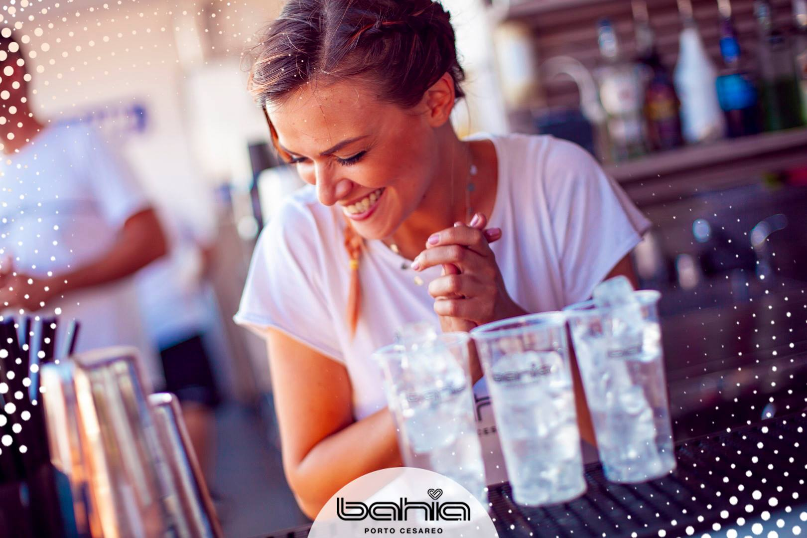 lavoro barwoman barlady