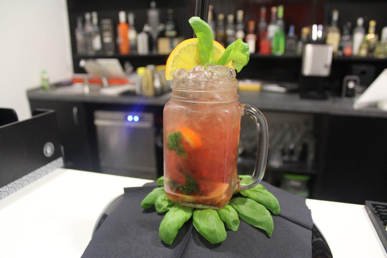 Mixology Cocktail