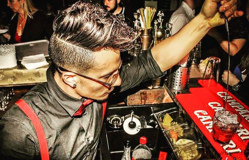 stage barman