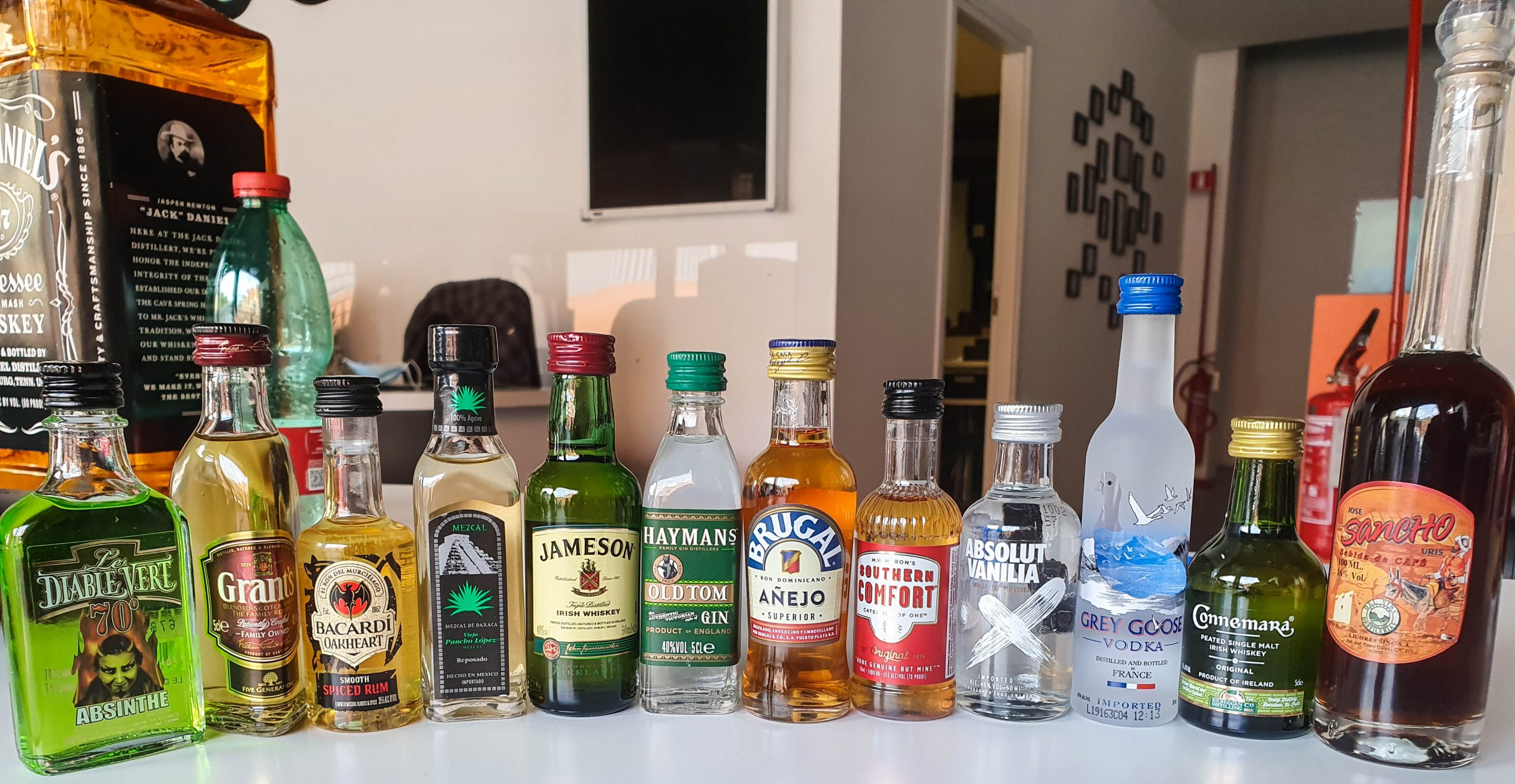 Bottiglie Mignon