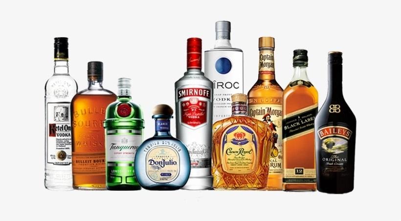 Bottiglie Cocktail