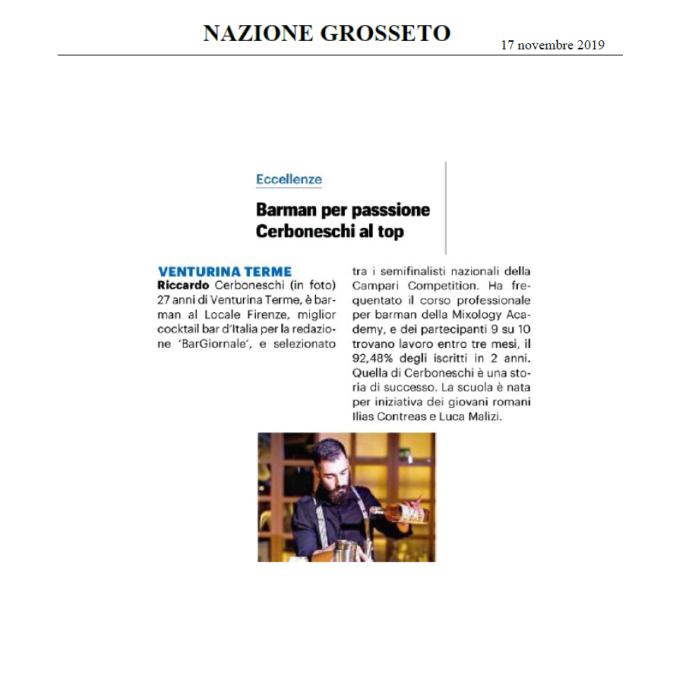 Nazione Grosseto