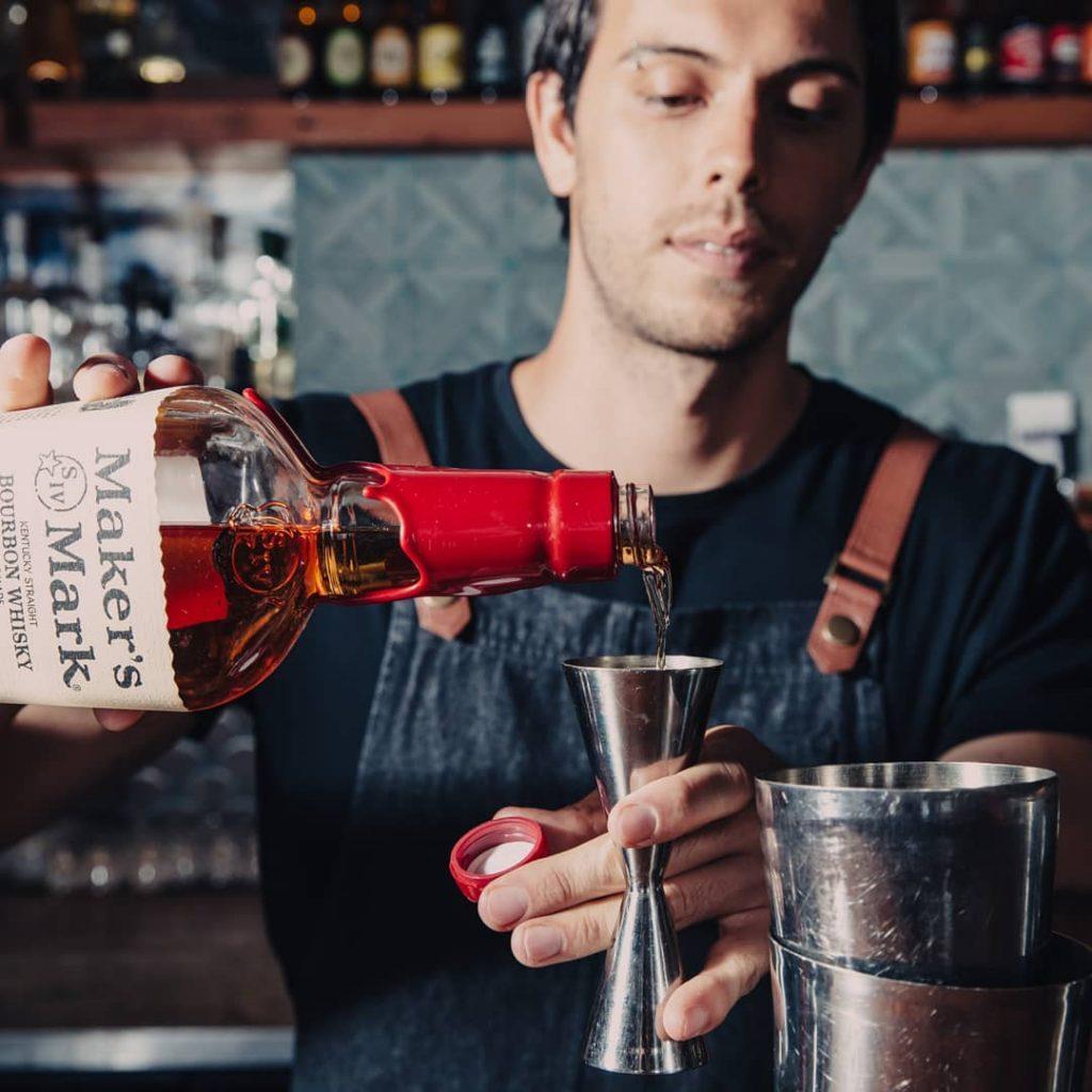 Barman a New York